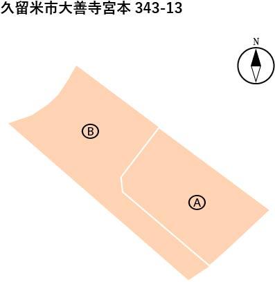 福岡県久留米市大善寺 売地情報