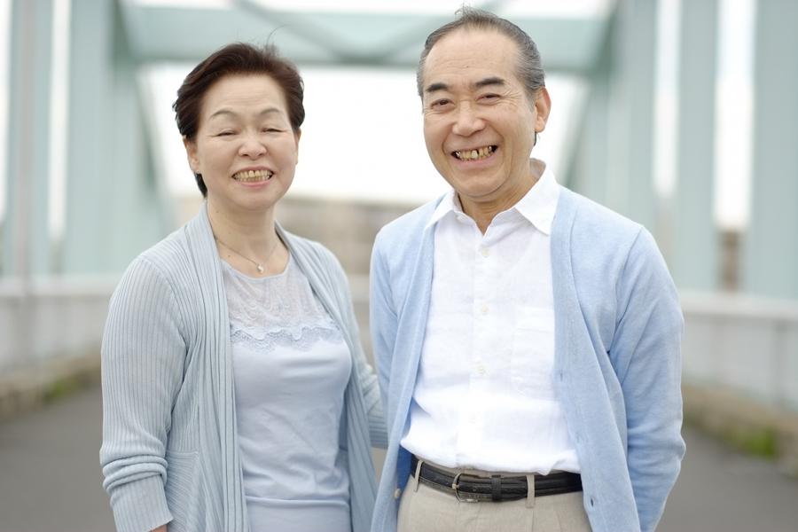 60代女性★家族構成ご夫婦